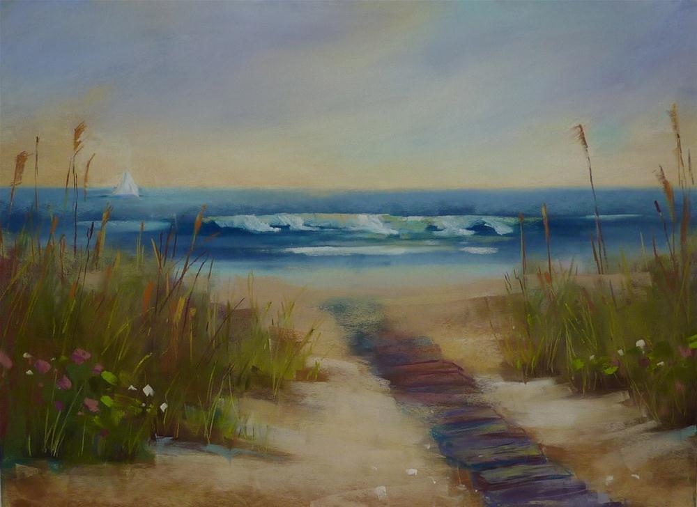 """Plein Air Advice for The Studio Painter"" original fine art by Karen Margulis"