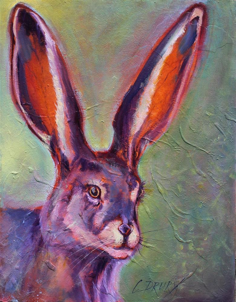 """""""Jack"""" original fine art by Colleen Drury"""