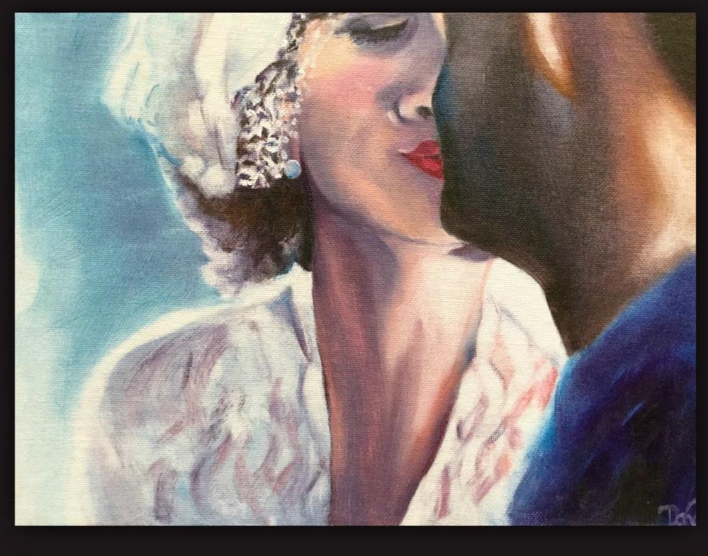 """Amore"" original fine art by Dana C"
