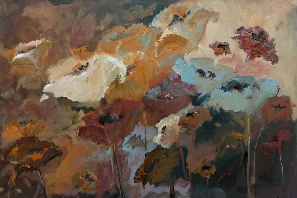 """""""In a Dream"""" original fine art by Terri Einer"""
