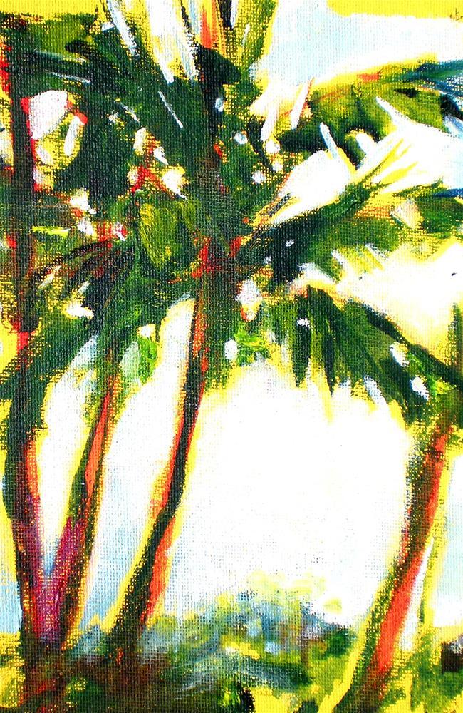 """Kaloko Dawn - sk68"" original fine art by richard rochkovsky"