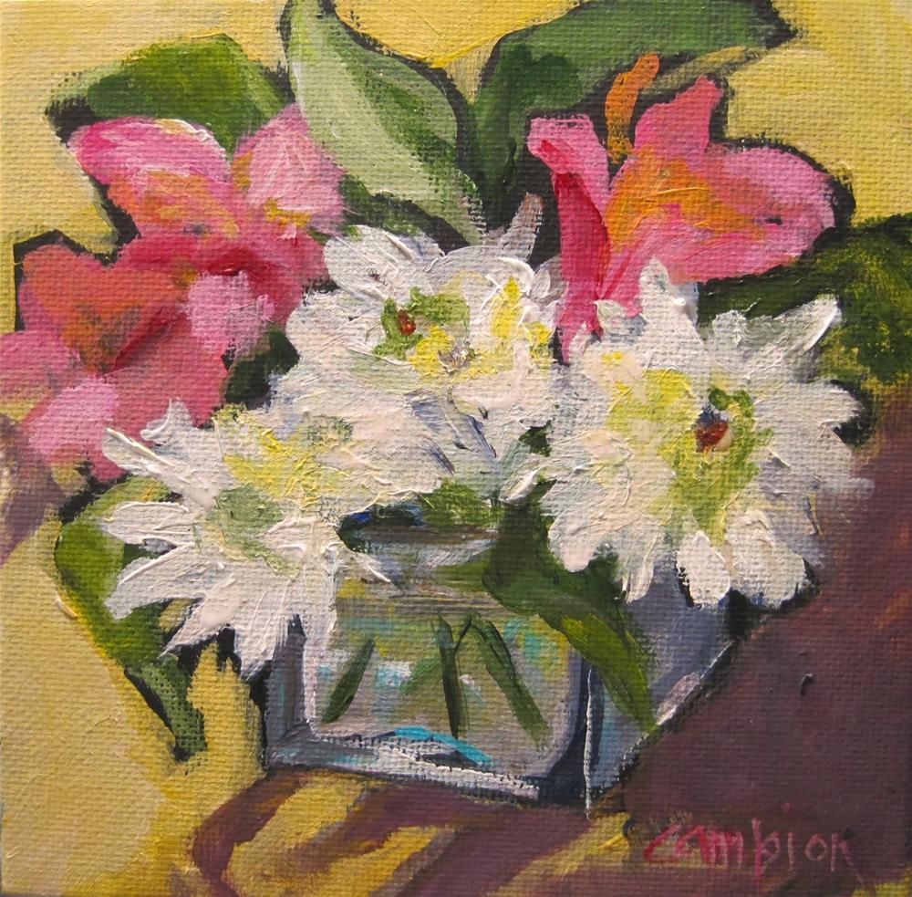 """""""301. Free Spirited"""" original fine art by Diane Campion"""