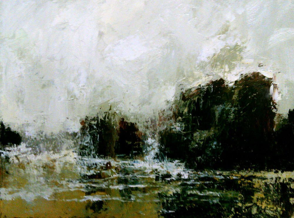 """Northwest Coast"" original fine art by Bob Kimball"