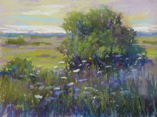 """Words of Wisdom for Artists"" original fine art by Karen Margulis"