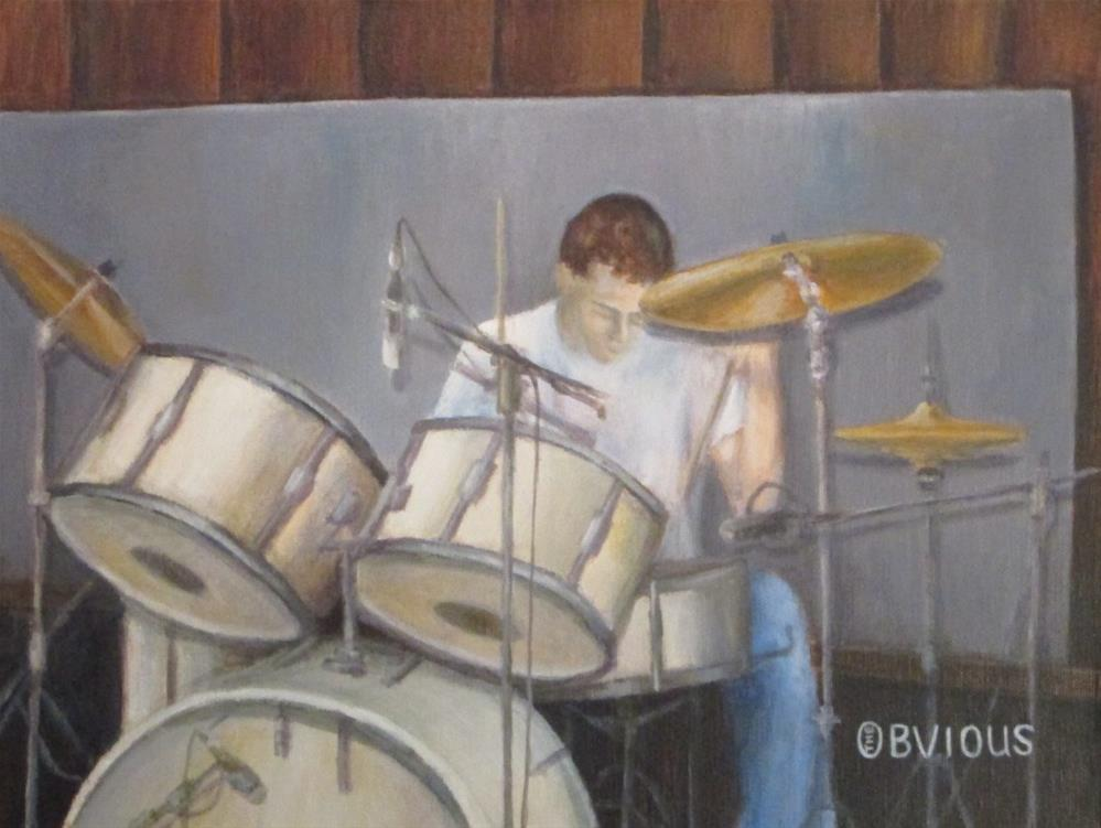 """Untitled"" original fine art by Debbie Shirley"