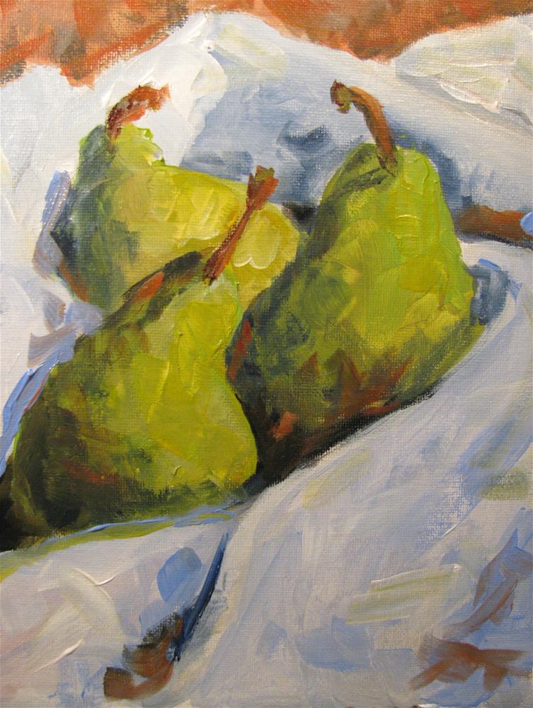 """Farmhouse Charm"" original fine art by Susan Elizabeth Jones"