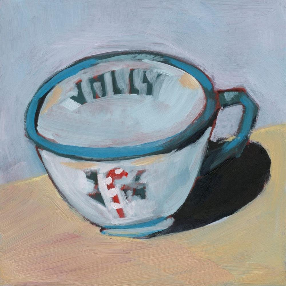 """0288: The Twelfth Mug of Christmas"" original fine art by Brian Miller"