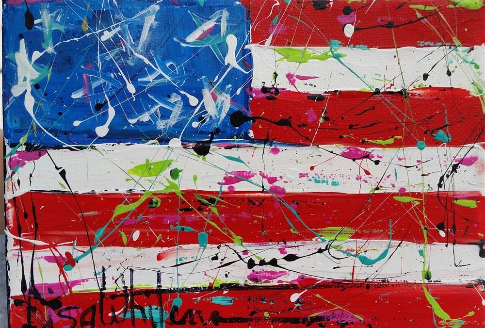 """12 - Change"" original fine art by Lisa Rogers"