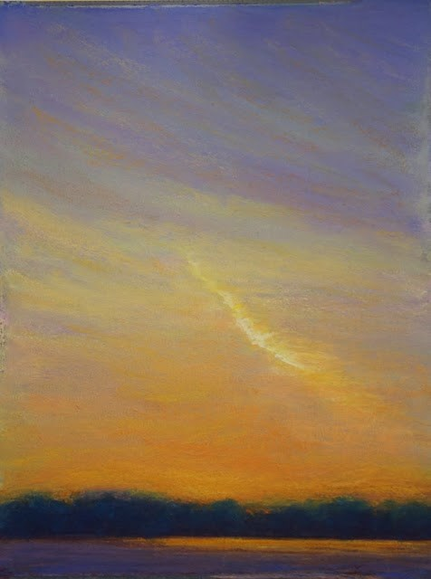 """""""What I Wished For"""" original fine art by Sharon Lewis"""