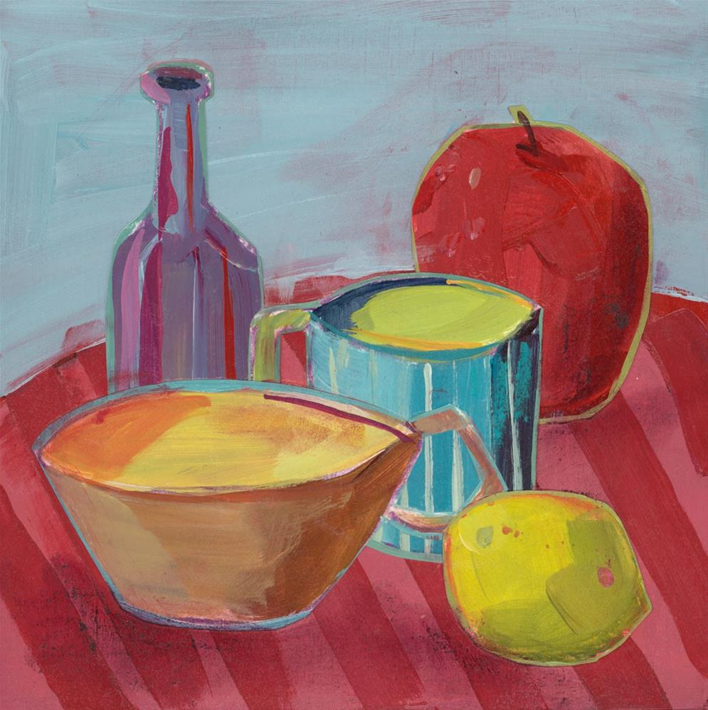 """1114: Sweet Cherry Wine"" original fine art by Brian Miller"