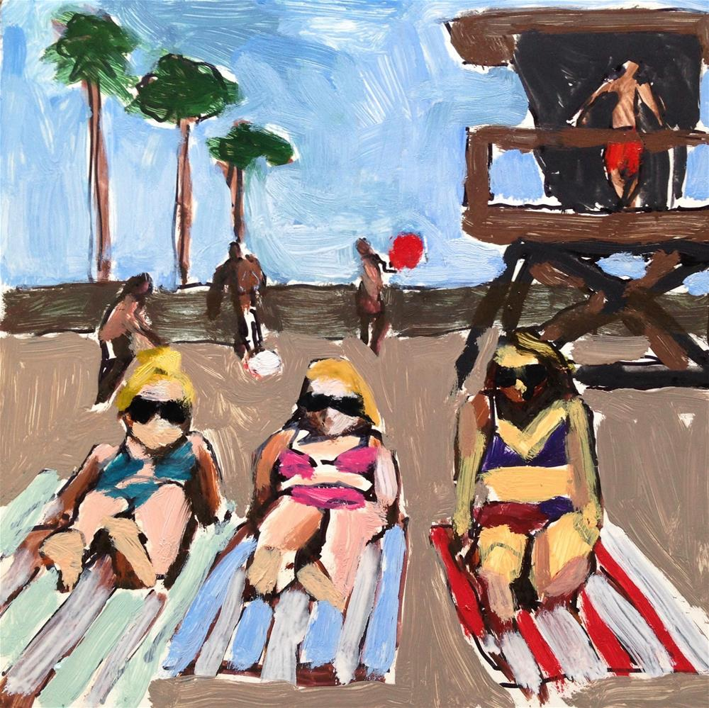 """Last Vestiges"" original fine art by Pamela Hoffmeister"