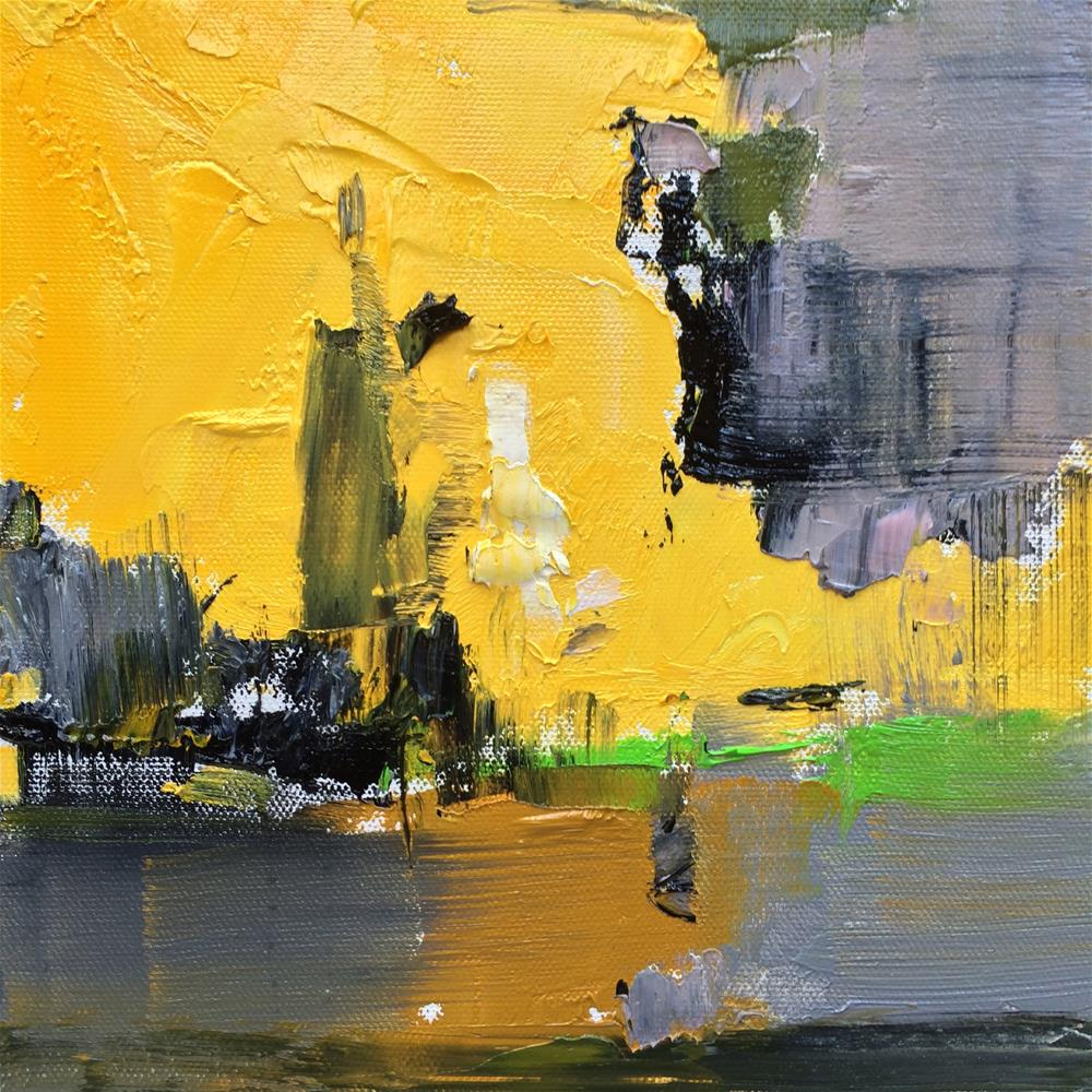 """""""abstract1"""" original fine art by Anny Kong"""