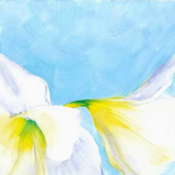 """The Journey"" original fine art by Brenda Ferguson"