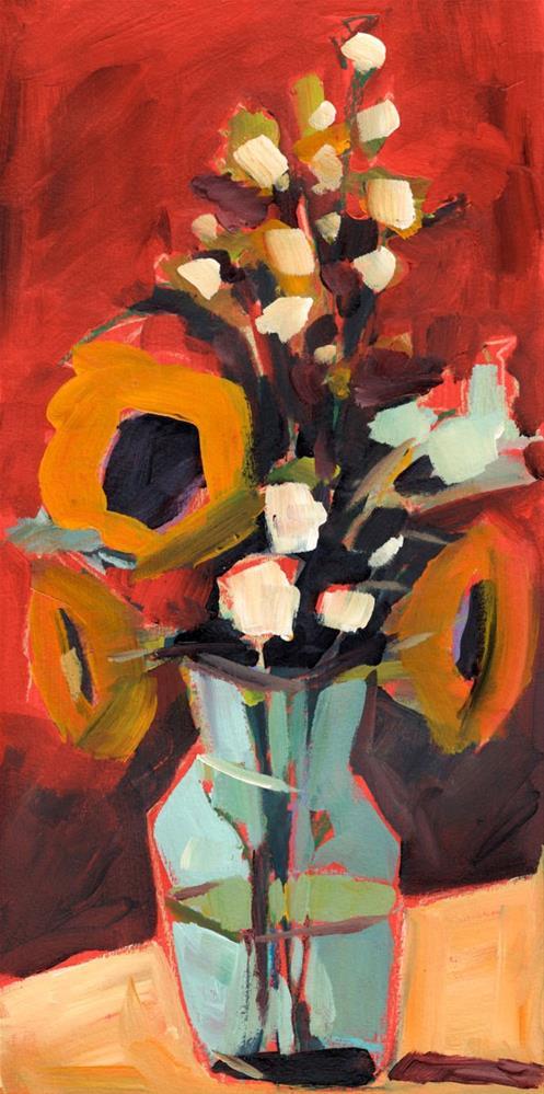 """""""0580: Twice Around the Garden"""" original fine art by Brian Miller"""