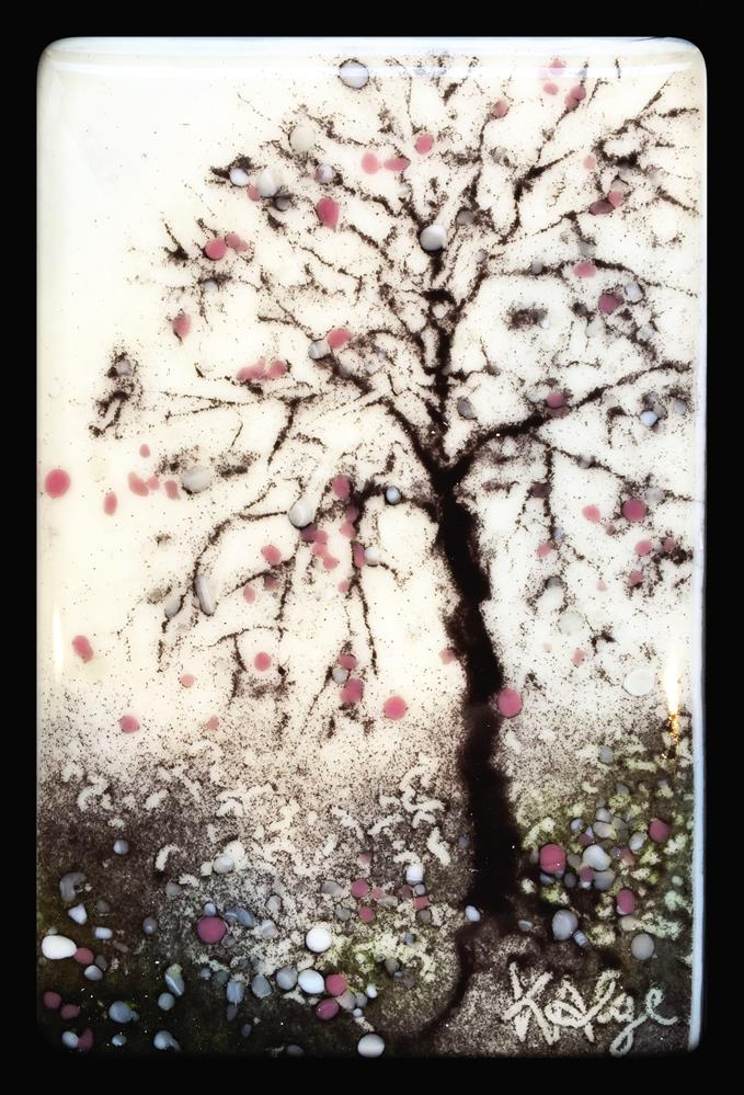 """""""First of Spring"""" original fine art by Kelly Alge"""