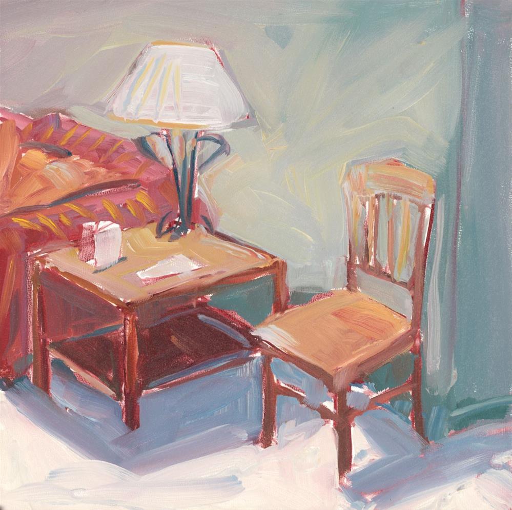 """""""1314: Beach Cottage"""" original fine art by Brian Miller"""