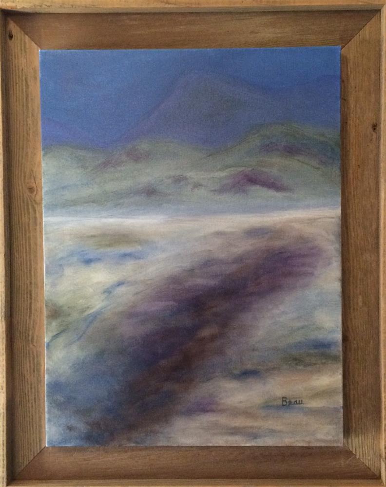 """""""Terra Nova"""" original fine art by Beau Crump"""