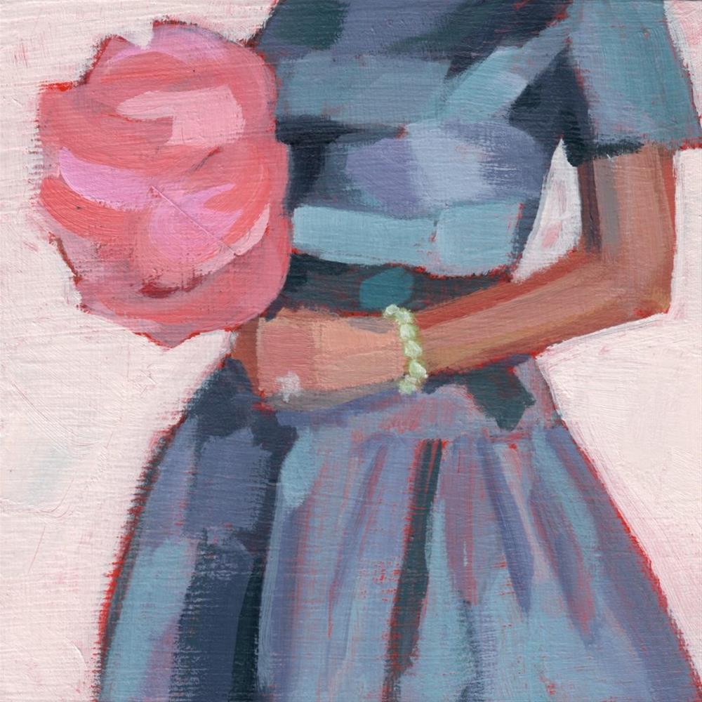"""""""On the Boardwalk (#361)"""" original fine art by Debbie Miller"""