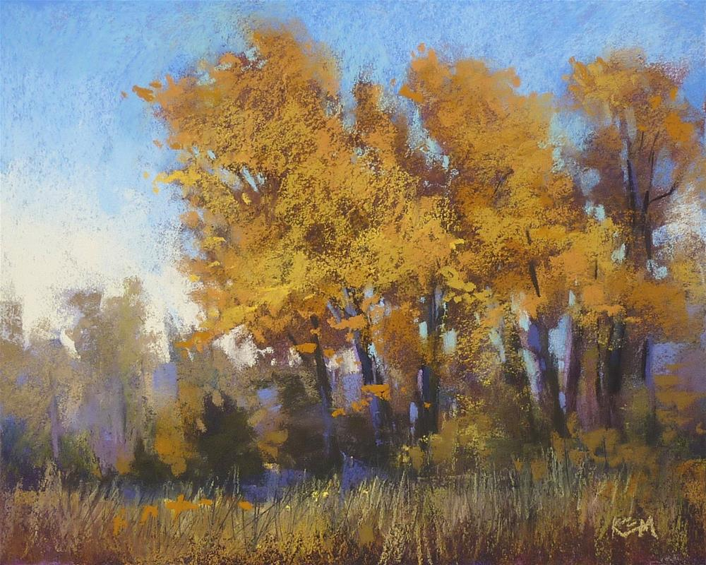 """Would You Like to Paint Stunning Yellows? Here are some Tips!"" original fine art by Karen Margulis"