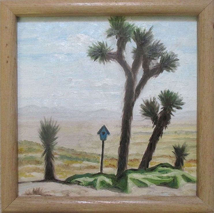 """Desert Decor"" original fine art by Kim Victoria"