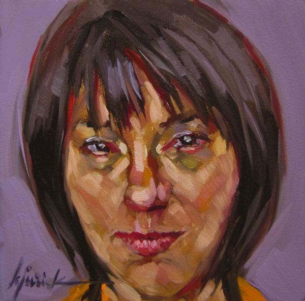 """More of the Hilton Head Gang"" original fine art by Karin Jurick"