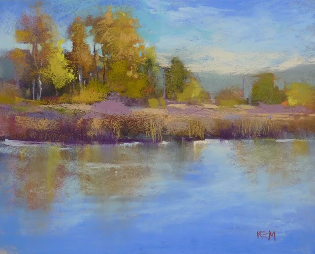 """""""Daily Pastel Practice....Why I Make it a Priority"""" original fine art by Karen Margulis"""