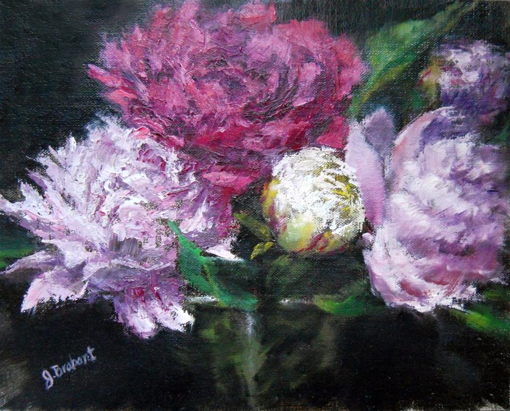 """""""Abundance"""" original fine art by Jill Brabant"""