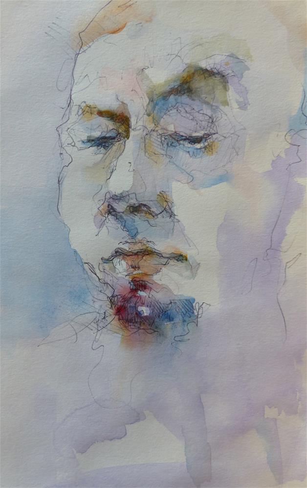 """sketchbook109"" original fine art by Katya Minkina"