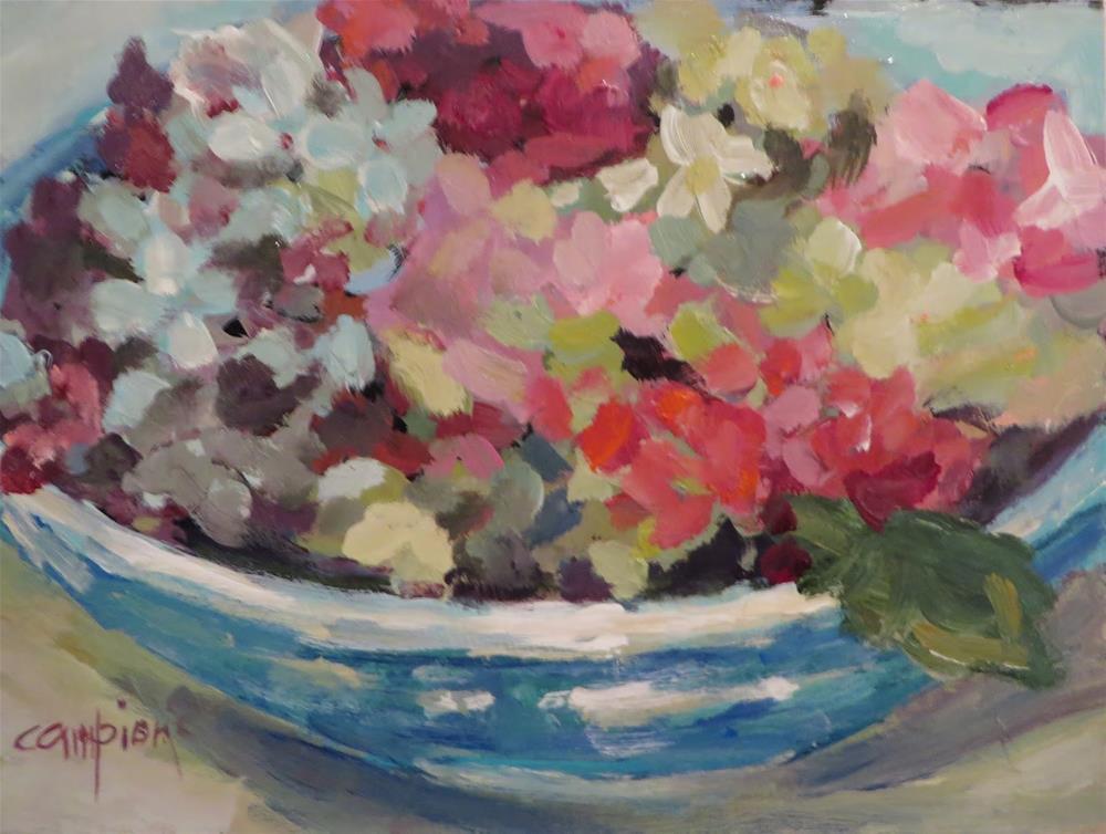 """720 Opportunity"" original fine art by Diane Campion"