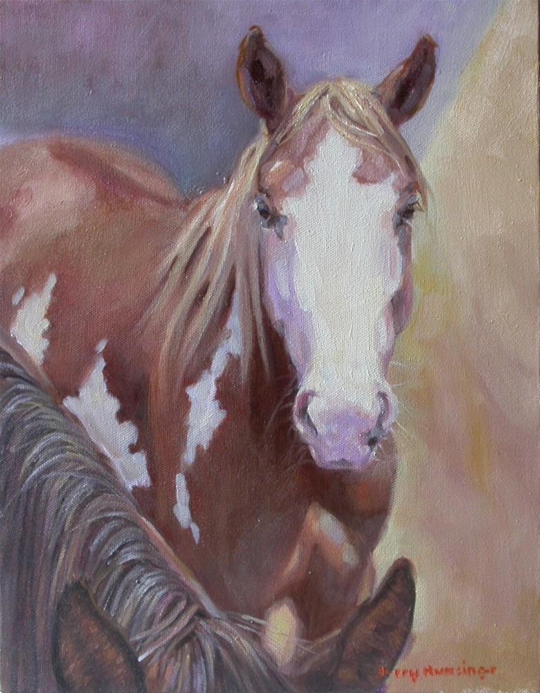 """All Ears"" original fine art by jerry hunsinger"