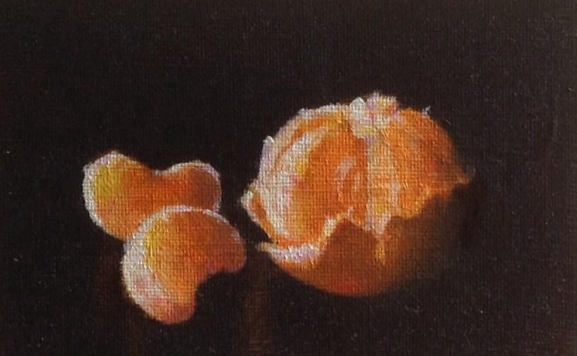 """Clemetine"" original fine art by Stuart Graham"