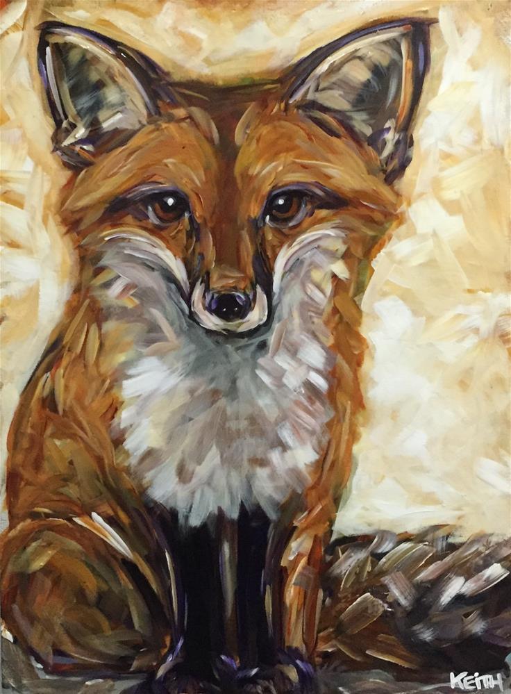 """Timbalina"" original fine art by Kandice Keith"