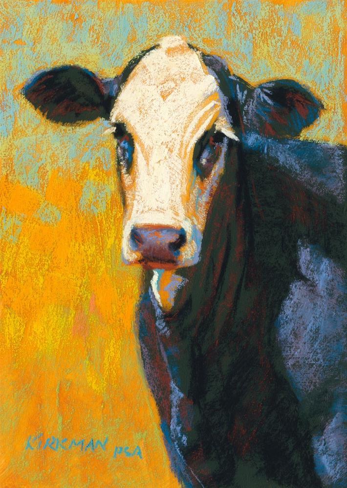 """Dugan"" original fine art by Rita Kirkman"