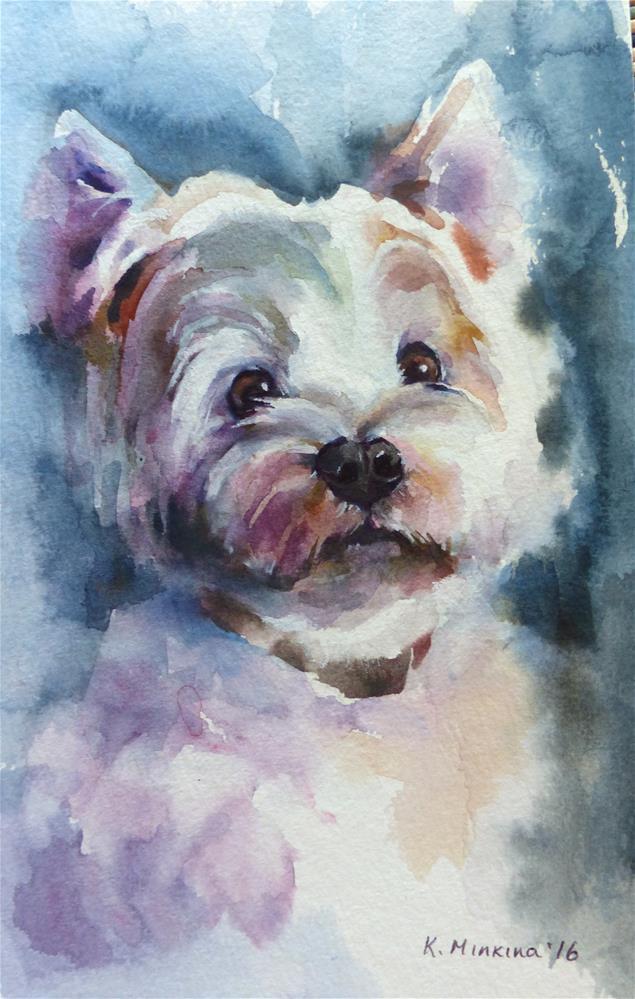 """adopt178"" original fine art by Katya Minkina"