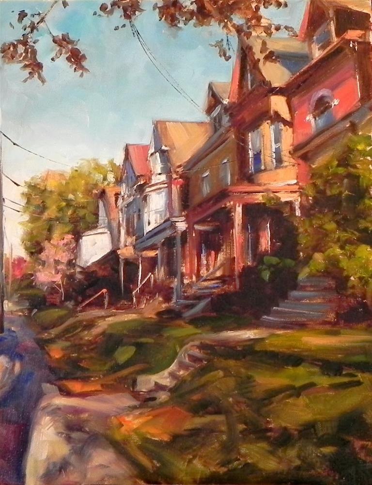 """""""Shadyside I"""" original fine art by Jonelle Summerfield"""