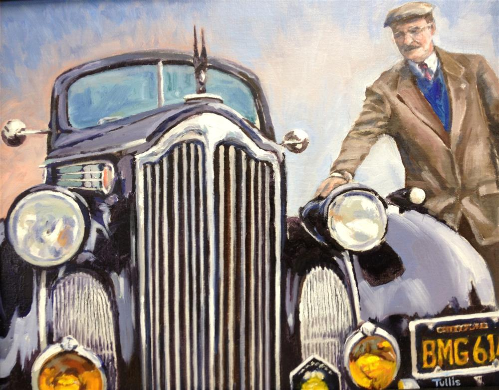 """The Classic"" original fine art by John Tullis"