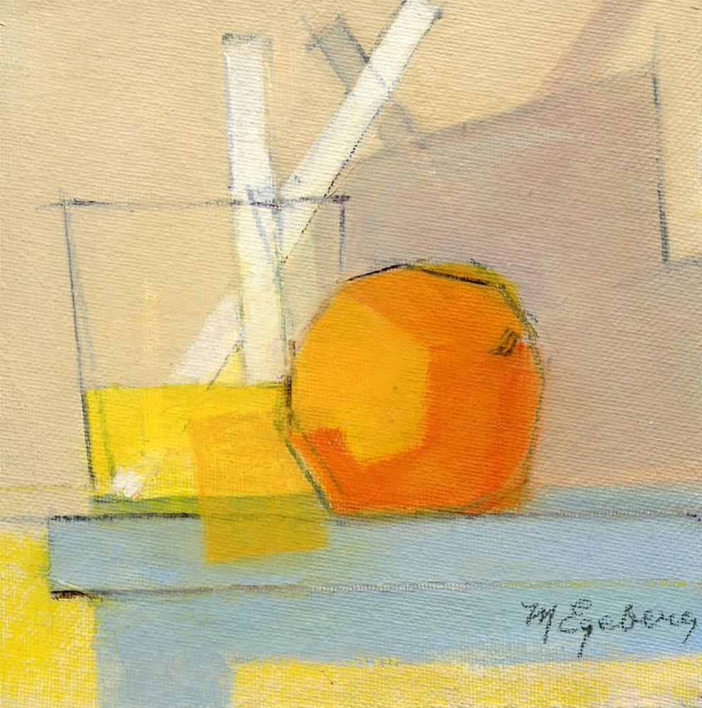 """Finding a Friend"" original fine art by Mitch Egeberg"
