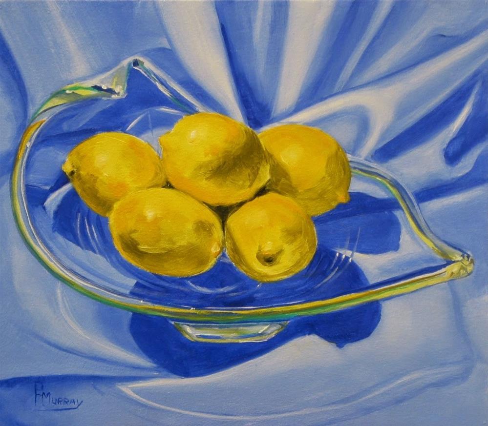 """""""Pre-Lemonade"""" original fine art by Patricia Murray"""