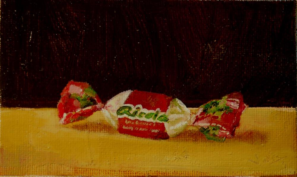 """ricola"" original fine art by Mark DeBak"