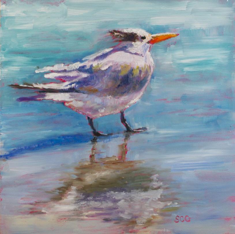 """""""Hh Reflections"""" original fine art by Sue Churchgrant"""