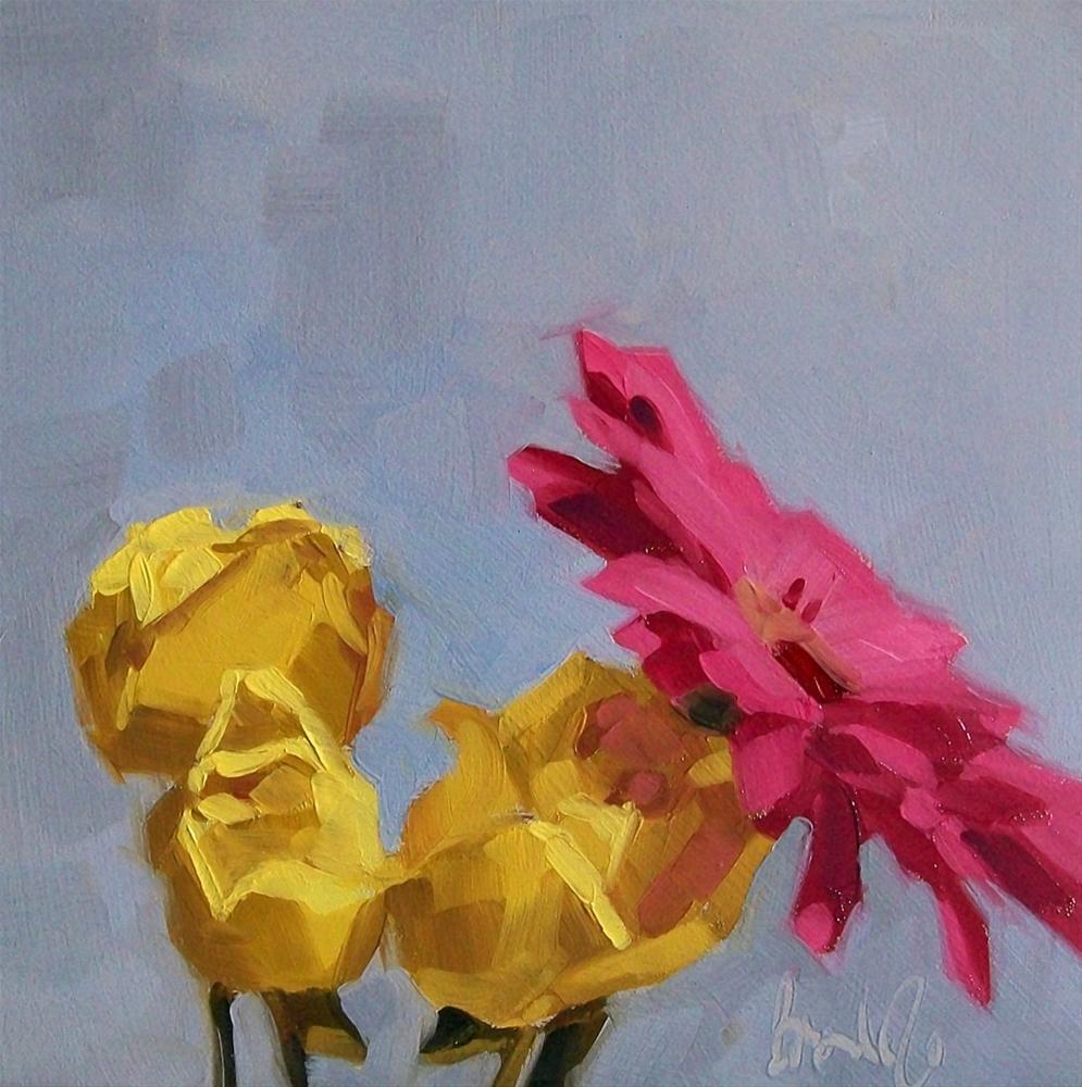 """""""Pink glow"""" original fine art by Brandi Bowman"""