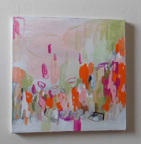 """""""Out of Hand"""" original fine art by Pamela Munger"""
