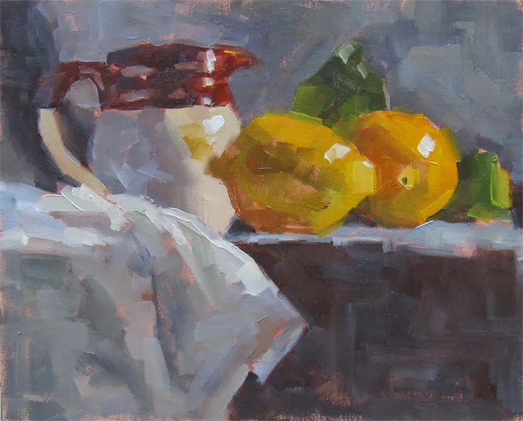 """""""30 Paintings in 30 Days. Day 24"""" original fine art by Katia Kyte"""