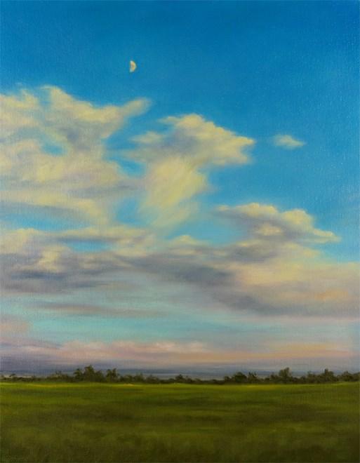 """Moon Dance"" original fine art by Carol Zirkle"