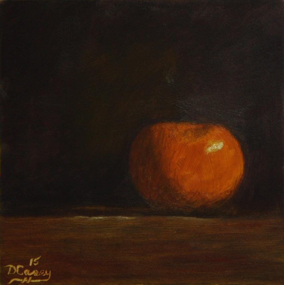 """Tangerines 008"" original fine art by Dave Casey"