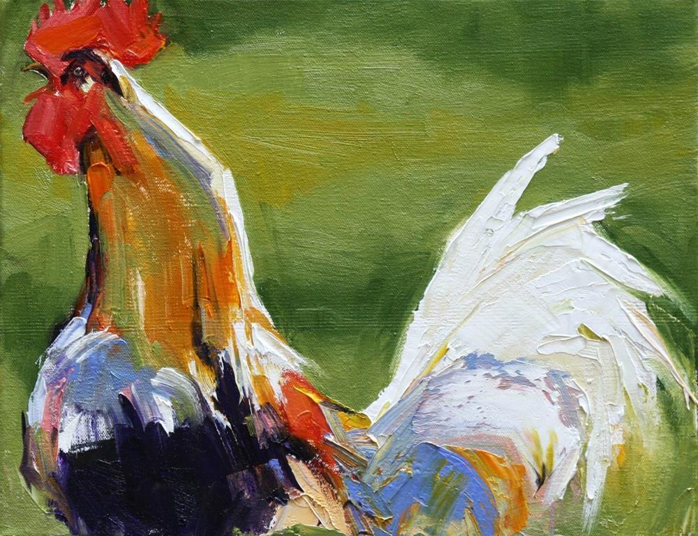 """""""widespread panic"""" original fine art by Carol Carmichael"""