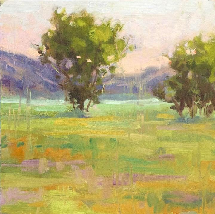 """Valley Guards"" original fine art by Emiliya Lane"