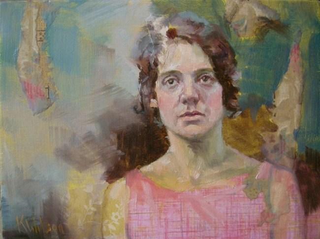 """""""Stormy Happenings"""" original fine art by Katie Wilson"""
