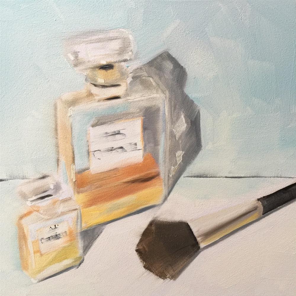 """""""247 Of My Mother"""" original fine art by Jenny Doh"""