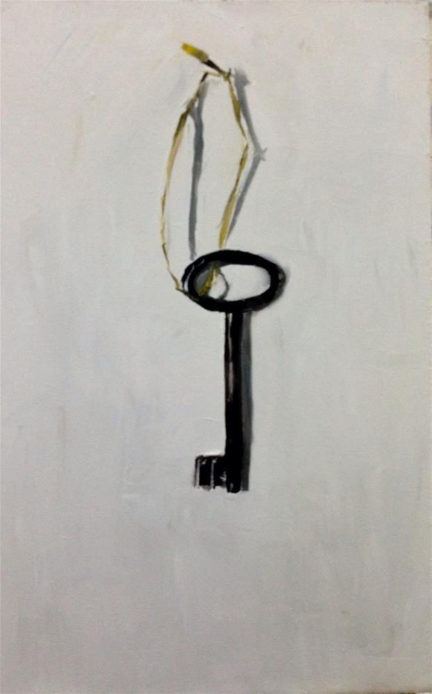 """Key"" original fine art by James Coates"